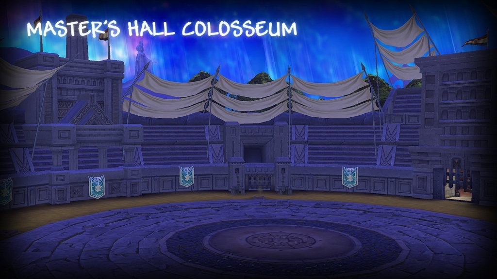 Master's Hall Colosseum