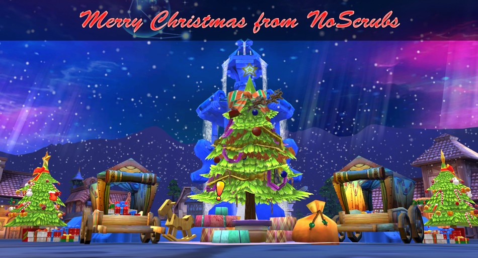 Merry Christmas from NoScrubs