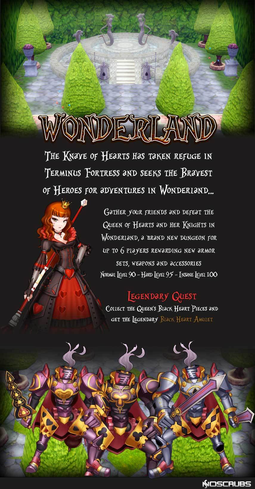 Wonderland Dungeon